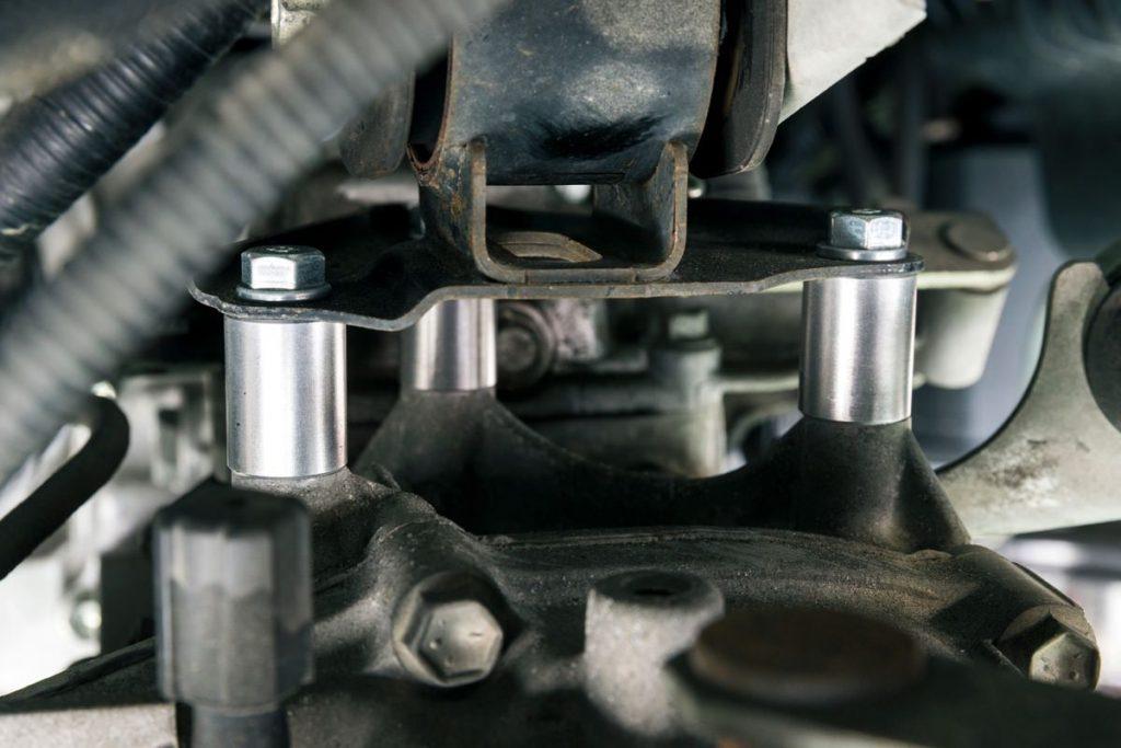 Mini Truck suspension