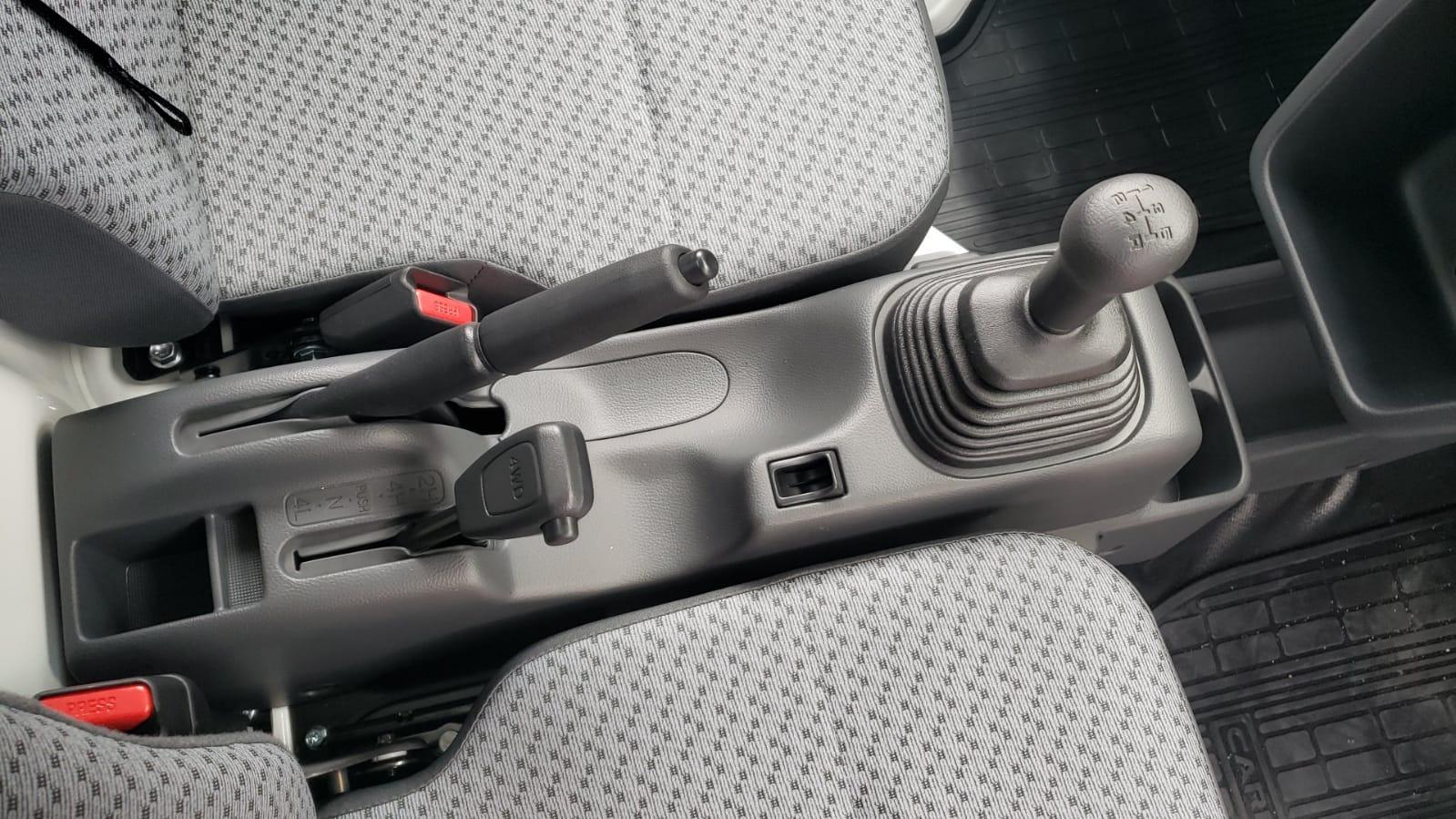 Mini Truck center console and stick shift