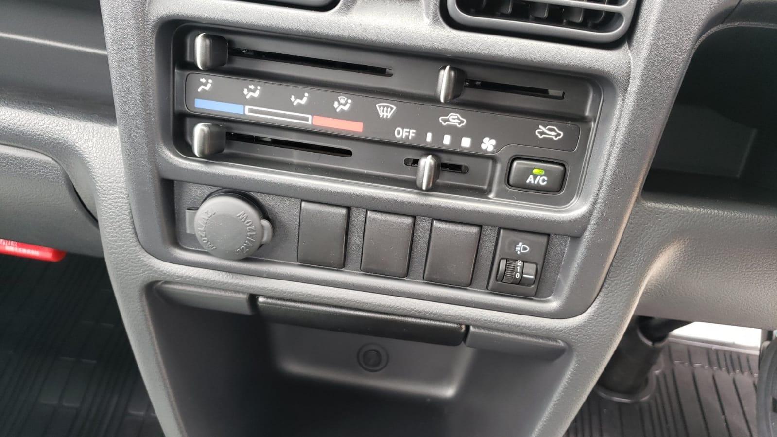 Mini Truck AC and heating