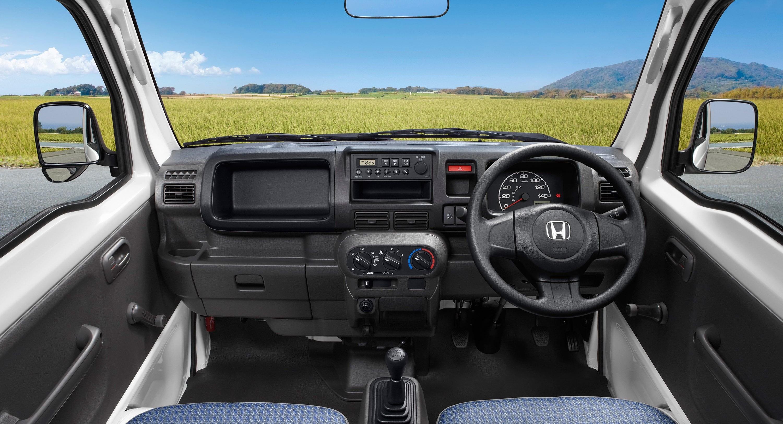 Mini Truck interior