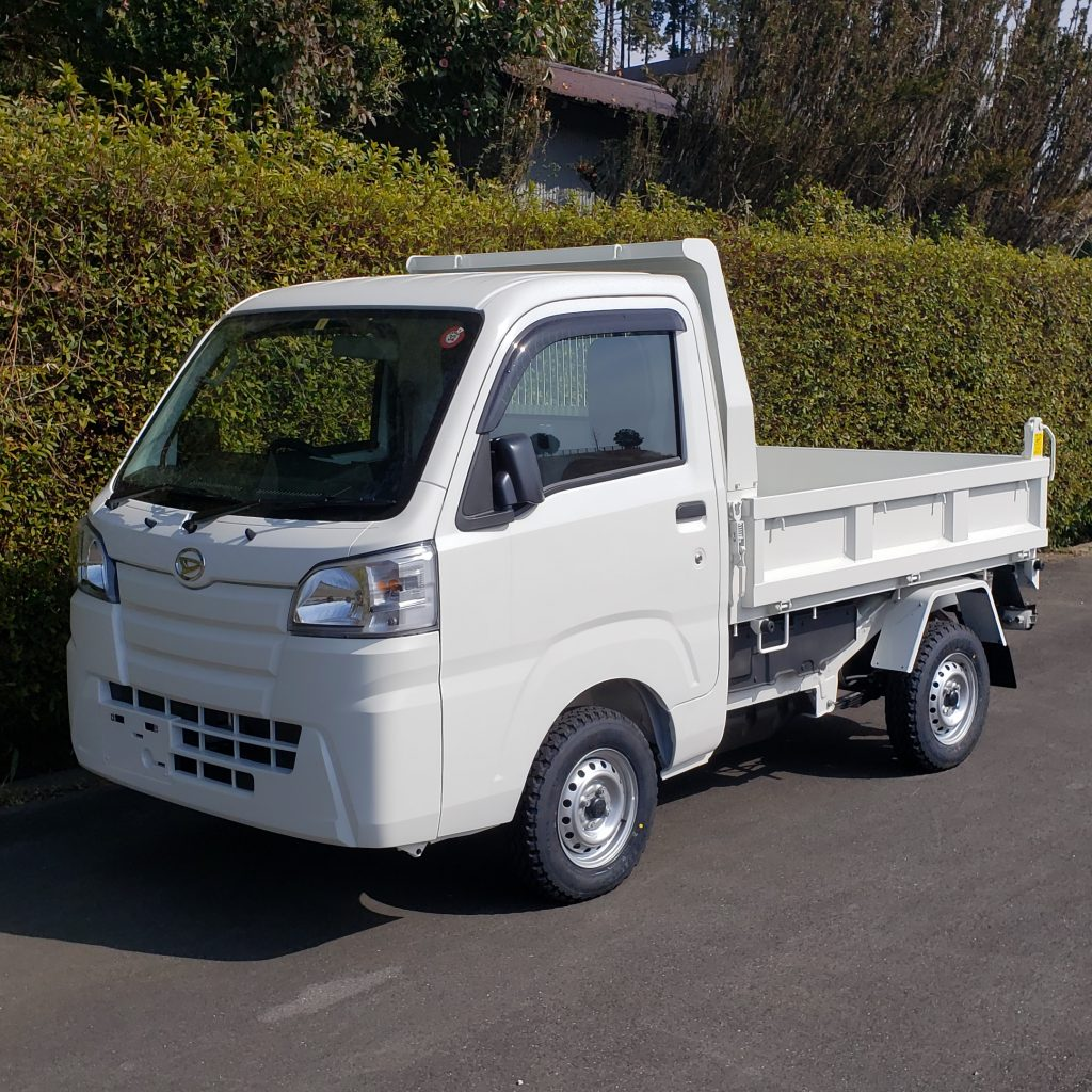 New 2019 Daihatsu Pto Dump Truck Made By Toyota Samurai Mini