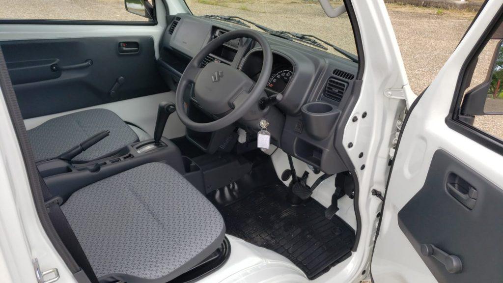 Mini Truck driver seat